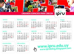 Calendario 2010_IPRU