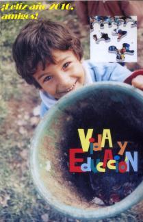 Feliz año 2010 de Vida y Educacion