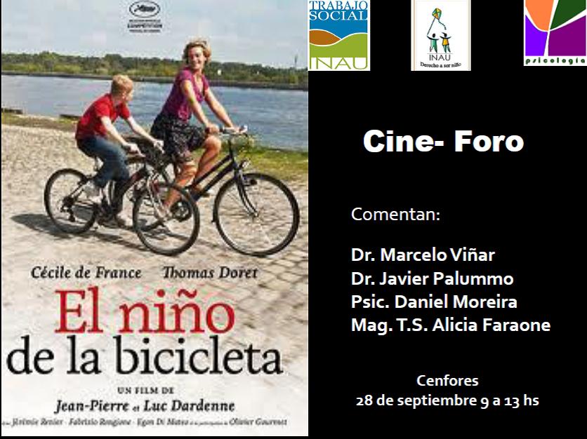 b413fc32e El niño de la bicicleta cineforo