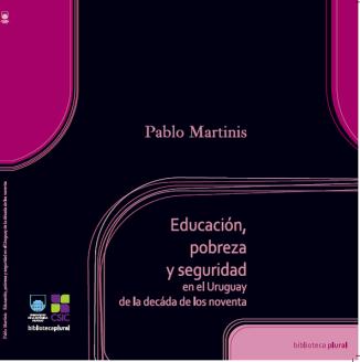 martinis tapa educacion pobreza y seguridad