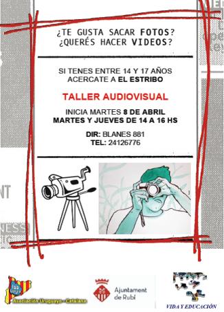 Taller Audiovisual 2014