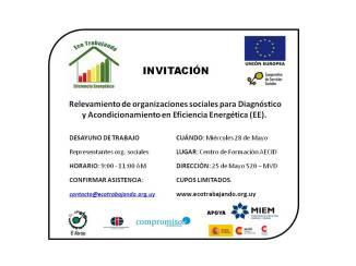 INVITACION DESAYUNO ORG SOCIALES