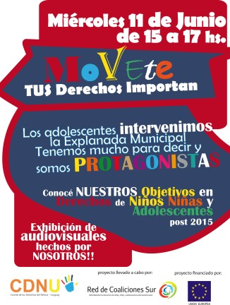 Afiche Comité 11-6 n°1