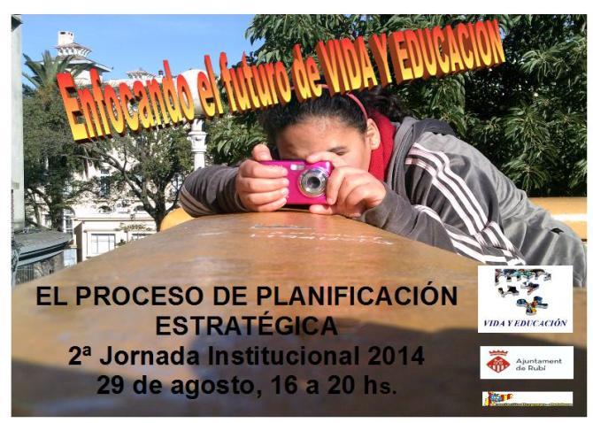 JORNADA INSTITUCIONAL AGO 2014