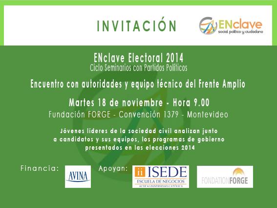 Invitacion ENclave FA