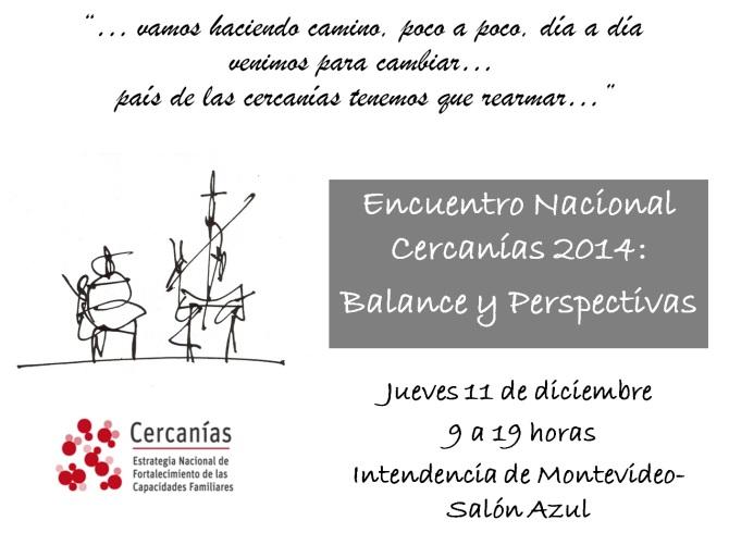 Invitacion Encuentro Nacional Cercanias 2014