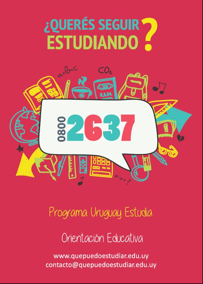 Uruguay estudia 2015