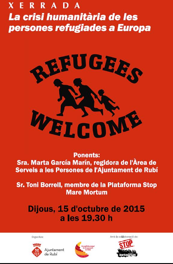 Los Botijas Rubi Refugiados
