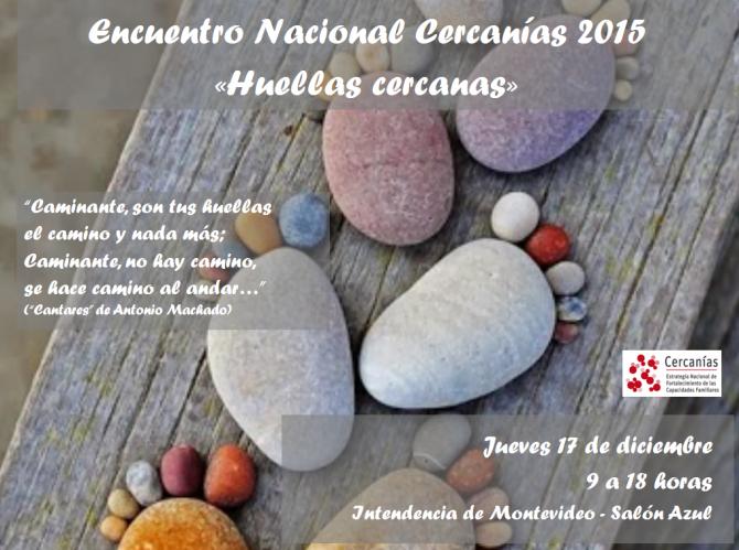 Invitacion al Encuentro Nacional de Cercanias 2015