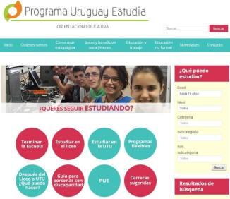 uruguay estudia 2016